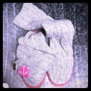 Victoria's Secret Pink Slipper Socks